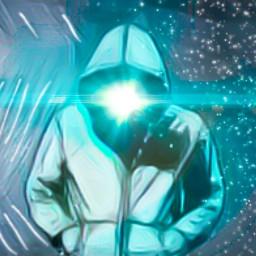 hoodie galexy light lensflare contrast freetoedit