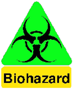 biohazard green grunge aesthetic warning freetoedit