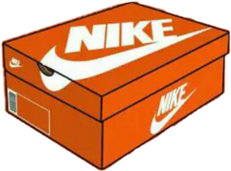 nike box shoes millysstickers nichememe freetoedit