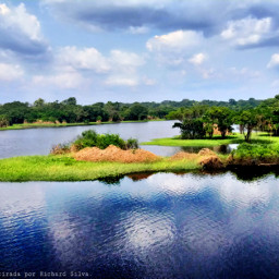 freetoedit photographynature river reflection landscape