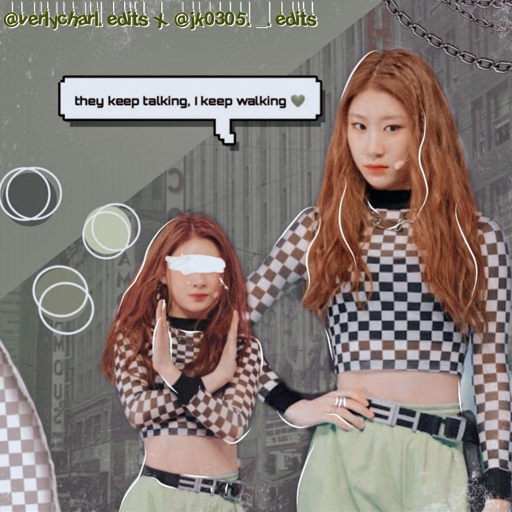 𝖼 𝗁 𝖺 𝖾 𝗋 𝗒 𝖾 𝗈 𝗇 𝗀  #chaeryeong  #chaeryeongedit  #chaeryeongitzy  #leechaeryeong collab with @justkidding0305