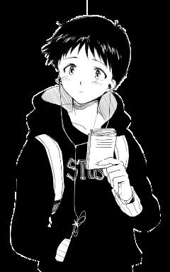 cute anime freetoedit