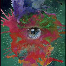freetoedit eye balance colorful eyeswideopen