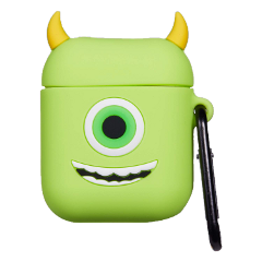 airpods airpodcase cute aesthetic monster freetoedit