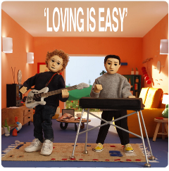 rexorangecounty music lovingiseasy album albumcovers freetoedit