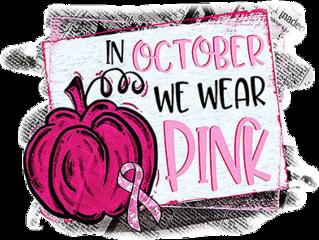 pumpkin pink october breastcancerawareness cancer freetoedit