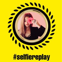 remixreplay selfie replay text sticker freetoedit