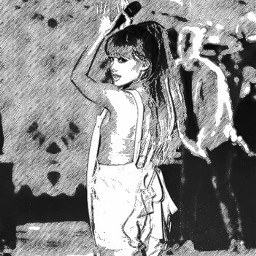 arianagrande pencil sketch number1fan loveyou