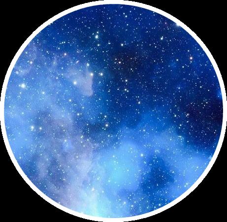 #galaxy #overlay #circle