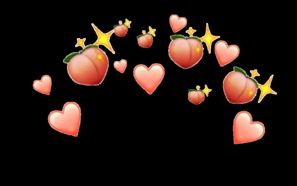 #peach #asthetic #tumblr #orange #head