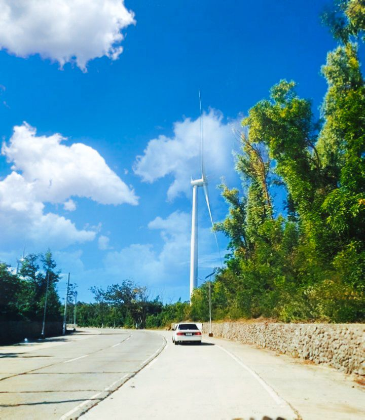 #myphotography #windmills #ilocostrip #travel #nature #bluesky #pcroads #freetoedit