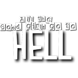 allthegoodgirlsgotohell billieeilish song lyrics overlay freetoedit