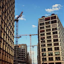 freetoedit skyscraper constructionsite buildings urban