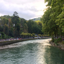 photography nature river france lourdes freetoedit