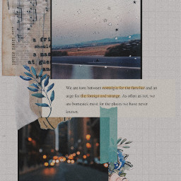 vintage vintageeffect collage collageart scrapbook scrapbooking aesthetic picsart quote poetry homesick nostalgia freetoedit