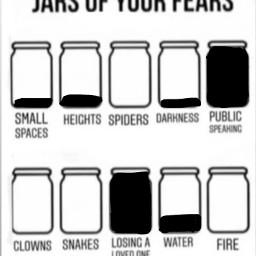 freetoedit likeplease fears jars followplease