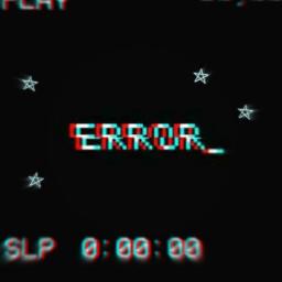 aethsetic error play :3 glitch freetoedit