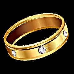 gold ring diamond gem gemstone freetoedit