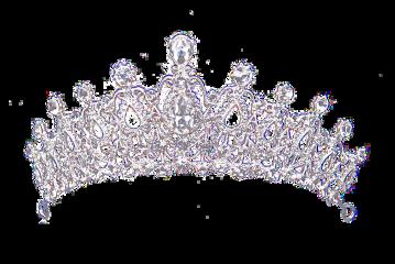 crown tiara sparkle glitter girly freetoedit