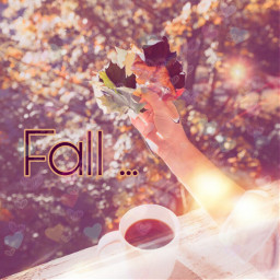 freetoedit autumn cheerful voted picsart ircfloating