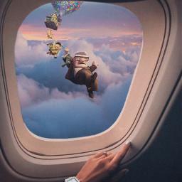 freetoedit up upmovie disney plane