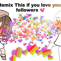 freetoedit yassssssssssssssss love my followers