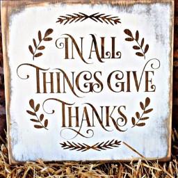 freetoedit thanksgiving sign wallart decor