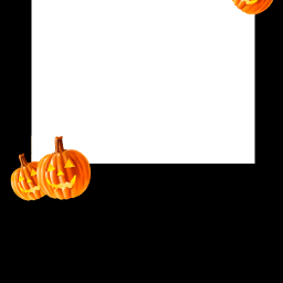 polaroid halloween background backgrounds freetoedit