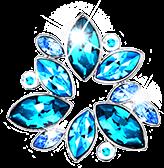 blue diamond gem gemstone stone freetoedit