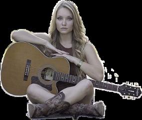freetoedit girl guitar