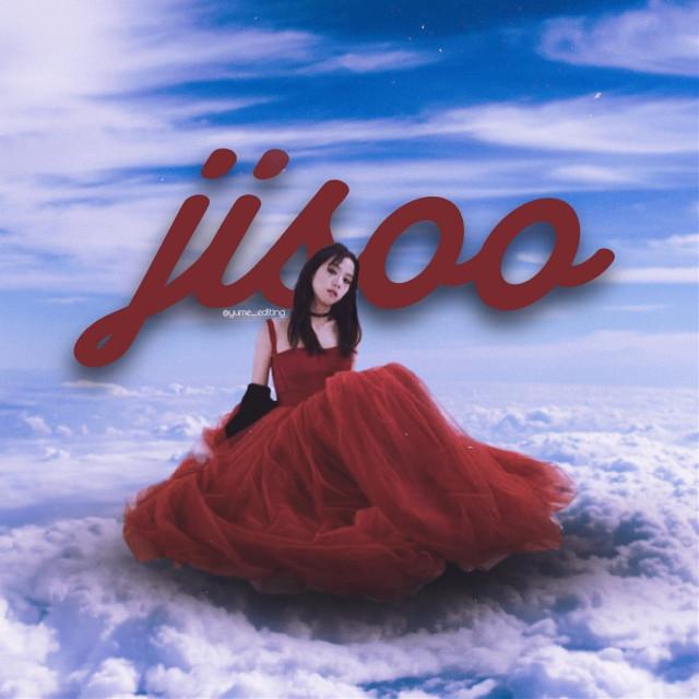 My biasuuuuu how red fits her 😍😍#jisoo #blackpink  #freetoedit #kpop #kpopedit #kimjisoo
