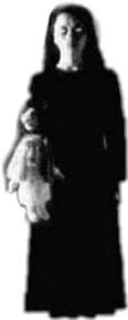 ghost apparition halloween scary spooky freetoedit