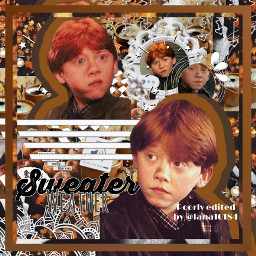 ron weasley ronweasley harry potter freetoedit