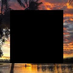 frame sunset aesthetic tumblr grunge freetoedit