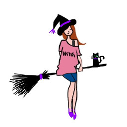 dcwitchy witchy witch witchcraft happyhalloween witches