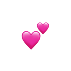 hearts pink overlay cute pretty freetoedit
