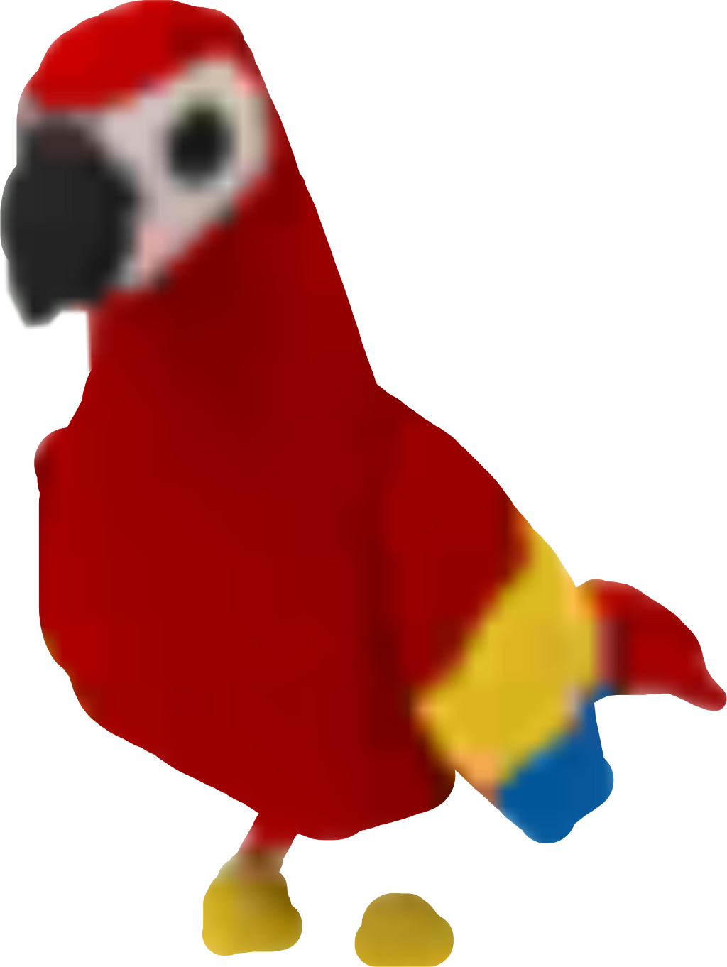 #adoptme #parrot #pixart PARROT NEW STICKER USE FOR TONS OF LIKES