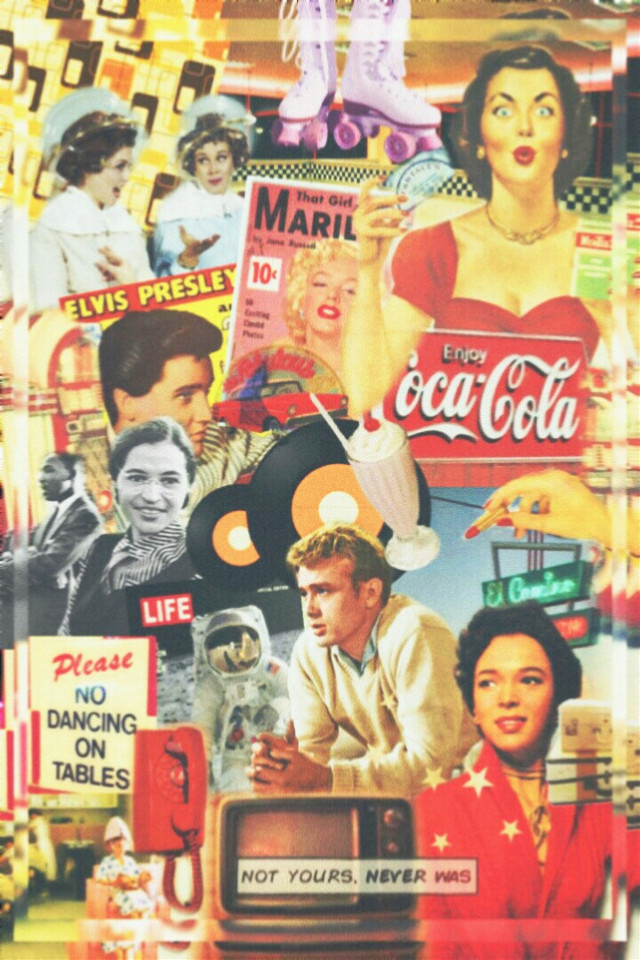 50s  moodboard  . .#freetoedit #vintage #50s #moodboard #jamesdean #marilynmonroe # #dorothydandridge #retro #martinlutherkingjr #rosaparks
