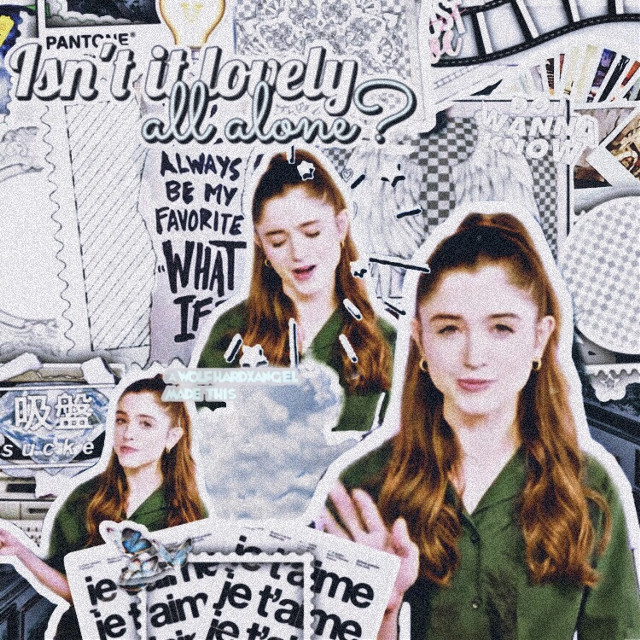 """Open🔓   Hey!  How are u?  I'm fine ༄   - I hope you like this edit!   I did one of Natalia because she's so cute and a lil Angel ❥   -  My Contest entry for the contest of: @strangersquad-011 {#elevencontest1}  @ilovemillls  {#ilovemillls700}  @stranger-eggos {#strangereggosfirstcontest} - @mills_diamond @grandesmoonlight- @moonlightbaeariii  @glossy_grande   @annacvrp   @hugschnapp  @dreaming-outlines  @editzbyemu @riverdaleorg @florencebymillupdate  @my_icons @milliesmylove   @dreamingmillie  @riverdale2112  @stranger_things186  @cutexwolfhard  @sia_m_  @armyfromuniverse  @dilara14452   @strangerthings_ @stranger_brown_011      @strangerbusters  @-ilumanilemon- @_loser_av_club_ @love_perfection  @millie-011  @theupsidesadie @daydreamxchely @wwe_boss @bocaglow  @haydenannkey @strangerthings333333  @sincerelyrosy @irenicxx @grazerxschnapp- @peachy-grande @elmaxx011 @milliebobbybrown1999 @-glossyedits- @elevenhopper @billies-smile @11milliethings11 @molliegracesecret @armyfromuniverse @arixstrangerthings @coconut-editzz @theblossomqueen1 @rebecca_dsouza @fan_st   𝐒𝐩𝐞𝐜𝐢𝐚𝐥𝐬 𝐟𝐫𝐨𝐦 𝐭𝐡𝐞 𝐒𝐭 𝐆𝐜:  @ishipfack-  @strangewheeler @scoopstroops-   𝐅𝐚𝐧𝐩𝐚𝐠𝐞:  @wolfhardxangel_fan9  @wolfhardxangelxfan  @maxine_lara_ily011  ↑𝐈 𝐥𝐨𝐯𝐞 𝐲𝐨𝐮 𝐀𝐧𝐠𝐞𝐥𝐬!!   𝐁𝐞𝐬𝐭 𝐅𝐫𝐢𝐞𝐧𝐝𝐬:  @mike_el   @ilovemillls  @tubulartingz  @reddie-shipper  @strangerthingz011  ↑𝐋𝐨𝐯𝐞 𝐲𝐨𝐮    𝐁𝐞𝐬𝐭 𝐁𝐞𝐬𝐭 𝐅𝐫𝐢𝐞𝐧𝐝:  @011milliethings ↑𝐋𝐨𝐯𝐞 𝐲𝐨𝐮 𝐬𝐨 𝐦𝐮𝐜𝐡    𝐎𝐧𝐞 𝐧 𝐨𝐧𝐥𝐲:  @strangestxmillie  ↑𝐋𝐎𝐕𝐄 𝐘𝐎𝐔 𝐓𝐎 𝐓𝐇𝐄 𝐌𝐎𝐎𝐍 𝐀𝐍𝐃 𝐁𝐀𝐂𝐊   Comment """"💜"""" if you want to be on my tag list Comment """"☁️"""" to be removed  -  #nancy #wheeler #nancywheeler #complex #edit #complexedit #nataliadyer #natalia #dyer #cute #angel #notfree #givecredit   -"""