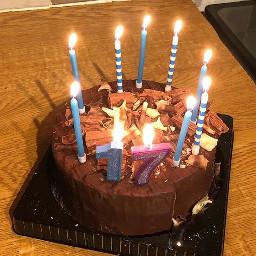 birthdaycake cake 17thbirthday seventeen