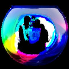 fishbowl fish bowl glass freetoedit