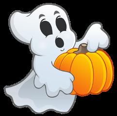 ghost halloween freetoedit