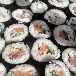suji sushi food korean japan