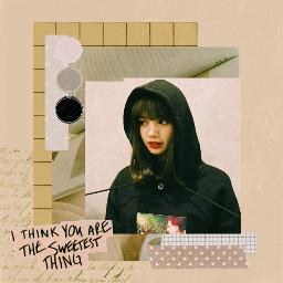 iu_and_yume_contest freetoedit lisa brownaesthetic blackpink kpop