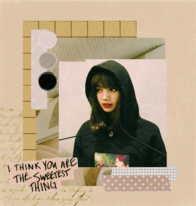 So here's a Lisa Edit! This is my entry for #iu_and_yume_contest Hope you like it! This is my first time to join a contest❤ @yume_editing  @bts_iu   #freetoedit   #lisa  #brownaesthetic  #blackpink  #kpop