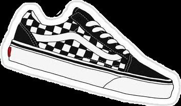 vans blackandwhite aesthetic vsco shoes freetoedit