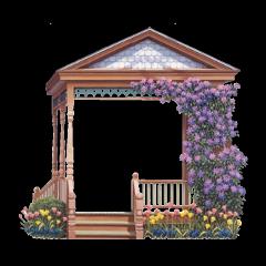 #gazebo #design #garden