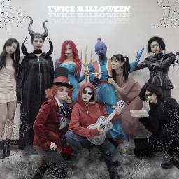 freetoedit twice halloween