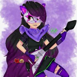 julekacouffine juleka miraculousladybug mlb purple freetoedit