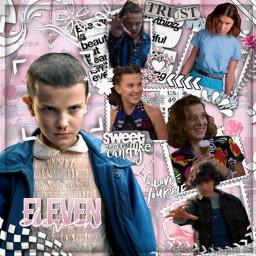 freetoedit eleven stranger things 011